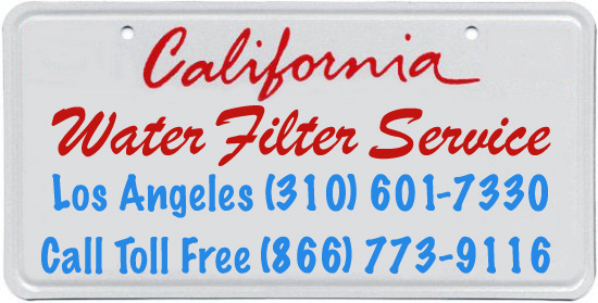 California Water Filter Service - Drinking Water Systems In Los Angeles