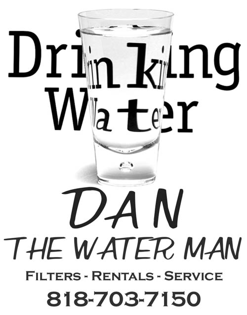 Dan The Drinking Water Filters Filter Service Man