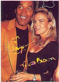 OJ and Nicole